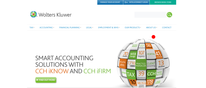 Wolters Kluwer Australia   CCH   Information services for professionals
